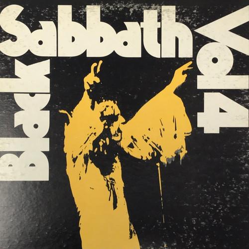 Black Sabbath - Black Sabbath Vol 4 (1st Canadian Pressing)