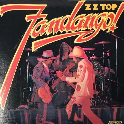 ZZ Top - Fandango (Early Canadian Pressing)