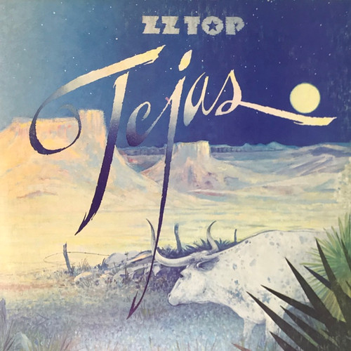 ZZ Top - Tejas (NM 1st Canadian Pressing)