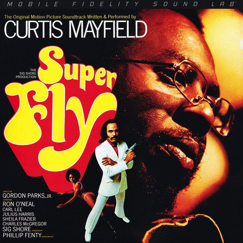 Curtis Mayfield - Super Fly (MoFi)