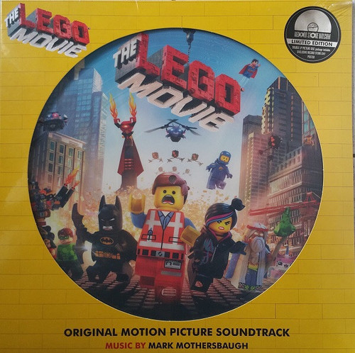 Various - The LEGO Movie Soundtrack (RSD 2015 Picture Disc)