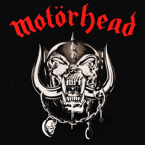 Motörhead - Motörhead (Limited Edition 2009 Import on Grey vinyl)