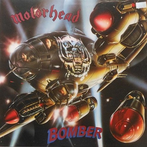 Motörhead - Bomber (1979 UK on Blue Vinyl - NM)