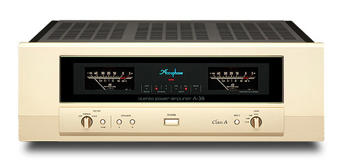 Accuphase A-36 Class A Power Amplifier