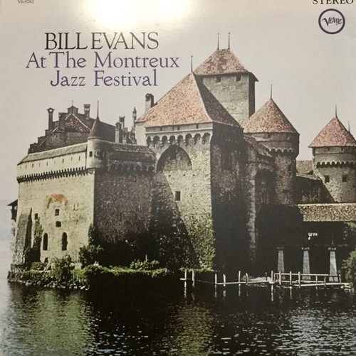 Bill Evans - At The Montreux Jazz Festival (Analogue Productions)