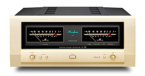 Accuphase A-48 Power Amplifier
