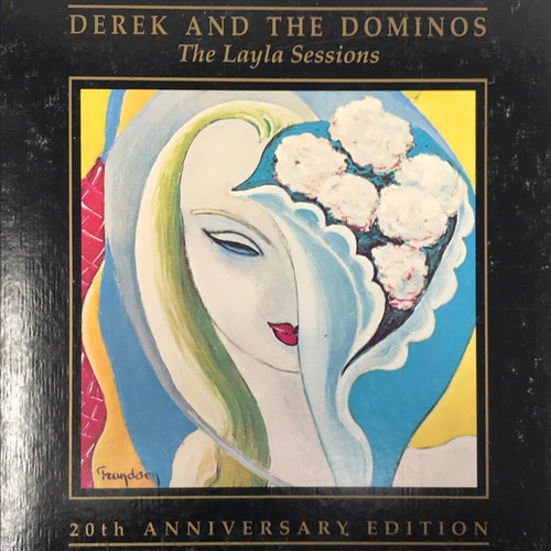 Derek and the Dominos - The Layla Sessions 20th Anniversary (3 Cassette  Boxset)