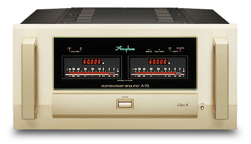 Accuphase A-75 Class A Power Amplifier