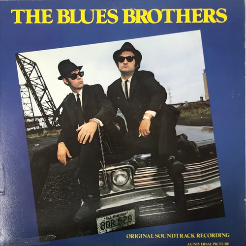 Various - The Blues Brothers (Soundtrack)