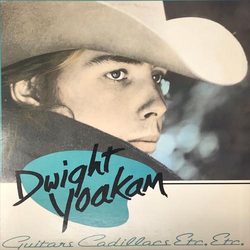 Dwight Yoakam - Guitars, Cadillacs, Etc. Etc. (US 1st Pressing)