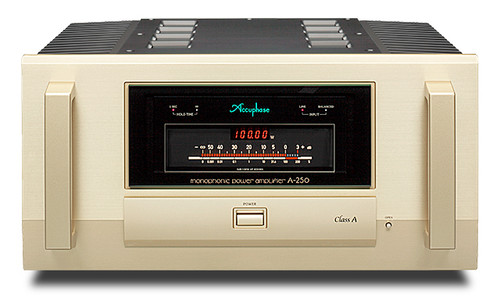 Accuphase A-250 Monophonic Class A Power Amplifier