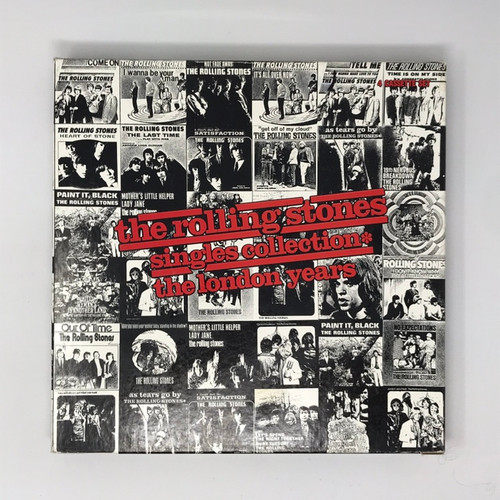The Rolling Stones - Singles Collection: The London Years  (2 Cassette Set)