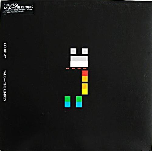 """Coldplay - Talk : The Remixes (12"""")"""