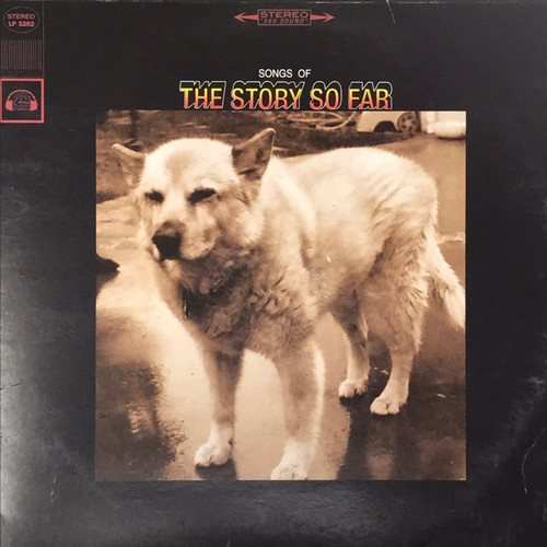 """The Story So Far - Songs Of (10"""" EP)"""