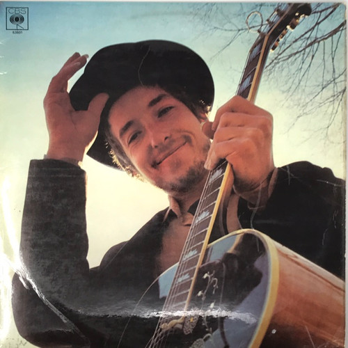 Bob Dylan - Nashville Skyline (UK Early Reissue)