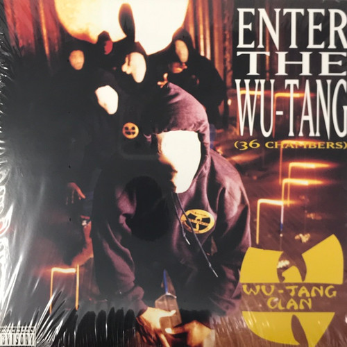 The Wu-Tang Clan - Enter The Wu-Tang  (Reissue)