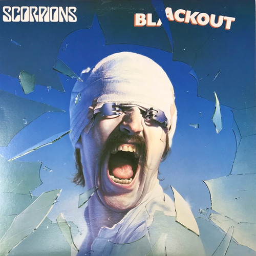 Scorpions - Blackout (NM)