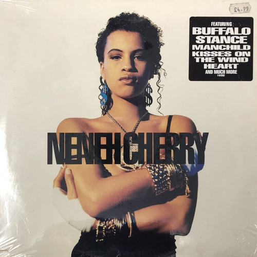 Neneh Cherry - Raw Like Sushi (in Open Shrink)