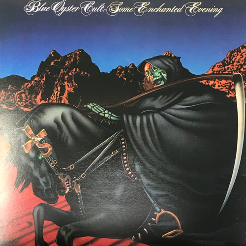 Blue Öyster Cult - Some Enchanted Evening (NM)