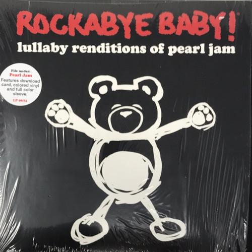 Rockabye Baby! - Lullaby Rentions of Pearl Jam (Yellow Vinyl)