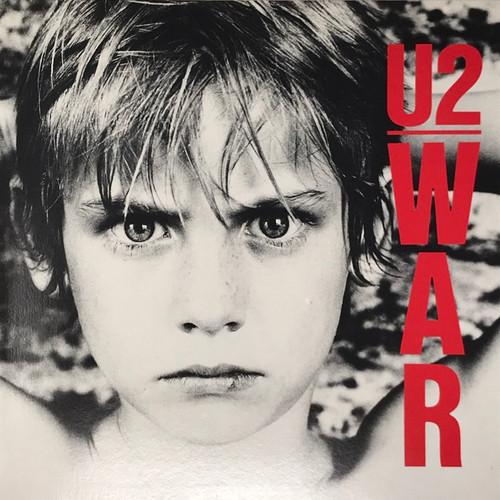U2 - War (NM Early Canadian Reissue)
