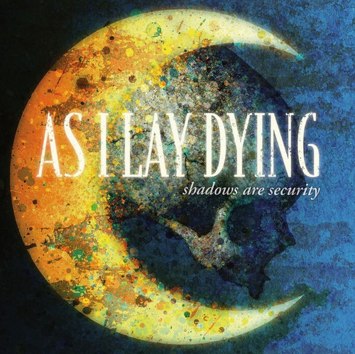 As I Lay Dying - Shadows are Security (Limited Edition Yellow and Blue Vinyl)