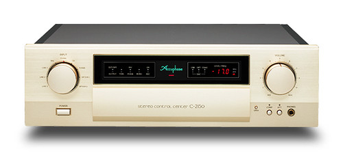 Accuphase C-2150 Control Center