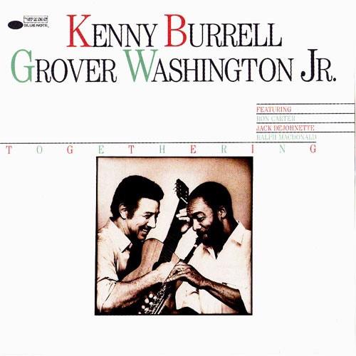 Kenny Burrell - Togethering (Sealed 1985 Blue Note)