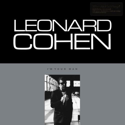 Leonard Cohen - I'm Your Man (MOV)