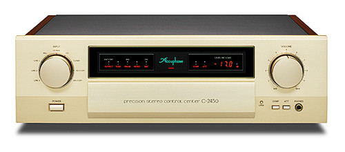 Accuphase C-2450 Precision Control Center
