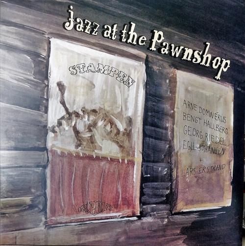 Arne Domnérus - Jazz At The Pawnshop (1990 Swedish Pressing)