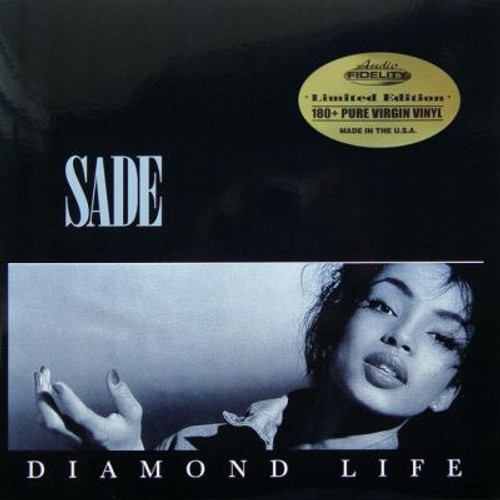 Sade - Diamond Life ( Numbered  limited edition Audio Fidelity on 180g Pure Virgin Vinyl)