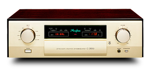 Accuphase C-2850 Precision Preamplifier