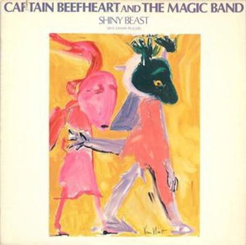 Captain Beefheart - Shiny Beast (Bat Chain Puller) (1st US pressing)