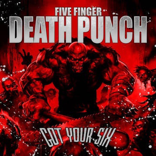 Five Finger Death Punch - Got Your Six (Sealed double Picture Disc)