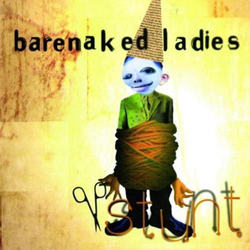 Barenaked Ladies - Stunt (Sealed 180g MOV)