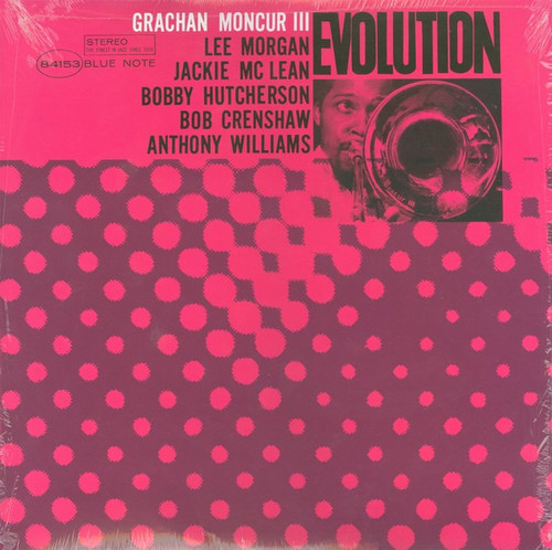 Grachan Moncur III - Evolution NM/NM