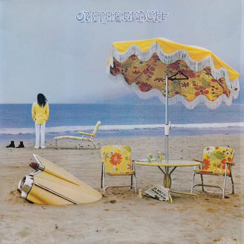 Neil Young - On The Beach (Sealed 2015)