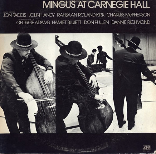 Charles Mingus - Mingus At Carnegie Hall ( USA pressing - VG+)