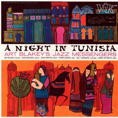 Art Blakey & The Jazz Messengers - A Night In Tunisia ( MOV)