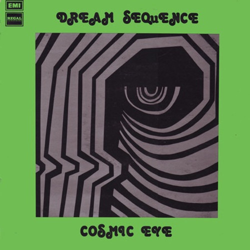 Cosmic Eye - Dream Sequence ( 1972 UK pressing VG+/NM)