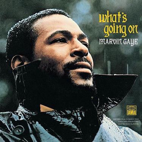 Marvin Gaye - What's Going On (Reissue)