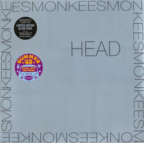 The Monkees - HEAD (Limited Edition Silver Vinyl)