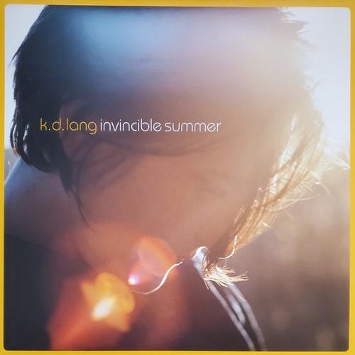 k.d. lang - Invincible Summer (20th Anniversary Edition)
