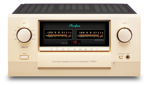 Accuphase E-800 Class A Precision Integrated Amplifier