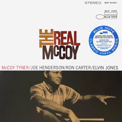 McCoy Tyner - The Real McCoy  (Blue  Note Audiophile Series)