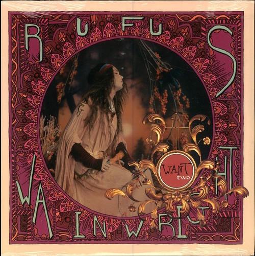 Rufus Wainwright - Want Two (Sealed Original 2004)