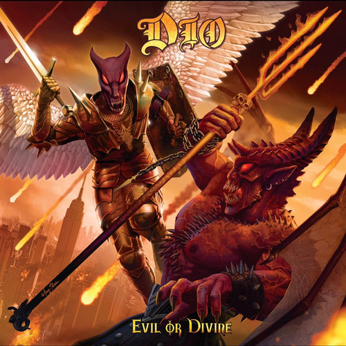 Dio - Evil or Divine (3LP Limited Edition Lenticular Cover)