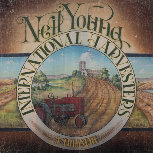 Neil Young - A Treasure ( Sealed - 2 LP)