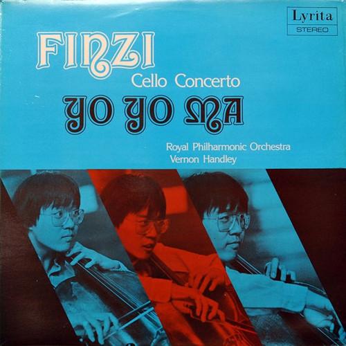 Finzi - Cello Concerto -Yo Yo Ma